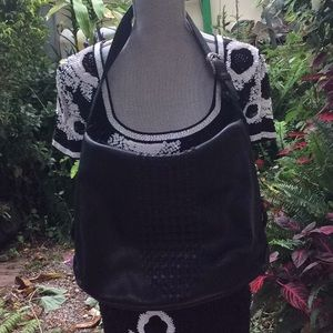 Black Brighton purse